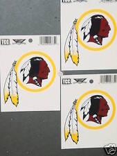 NFL Window Clings (12), Washington Redskins, NEW