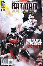 BATMAN BEYOND UNLIMITED #7 NEAR MINT 2012
