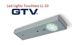 LED LIGHTS TOUCHLESS WITH MOTION SENSOR SWITCH UNDER CABINET KITCHEN LL-10