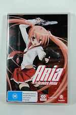 Aria the Scarlet Ammo Collection - Region4 DVD - BRAND NEW