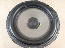 """1 x Scan Speak 8 Ohm 10"""" Alnico Woofer Part: 509199 S for Early Dynaco A-25"""