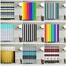 Stylish Stripe Geometric Fabric Waterproof Bathroom Shower Curtain With Hooks