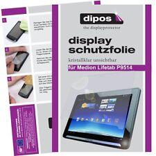 Dipos Crystalclear Displayschutzfolie für Medion Lifetab P9514 Displayfolie