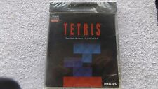 TETRIS PHILLIPS CD-I NEW SEALED ( original tetris game play features included )