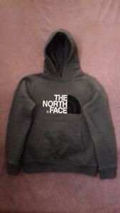 The North Face Boys Logo Hoodie Age 10-11 Years - VGC