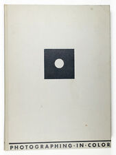 Paul OUTERBRIDGE: Photographing in Color / Hardcover / 1940