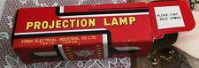 Projektionslampe Projection Lamp KONDO KP-8   230V  150W.
