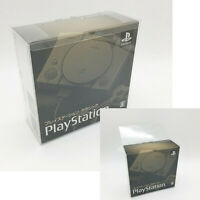 Dust Cover Display Collection Box for Sony PlayStation Classic Mini Console PS1