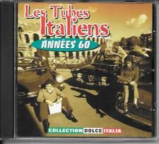 CD COMPIL 16 TITRES--TUBES ITALIENS ANNEES 60--SOLO/RENIS/FONTANA/BATTISTI/MILVA