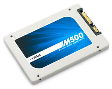Crucial M500 2.5in 500GB SSD for PC, Laptop, MAC & Internal+External Storage
