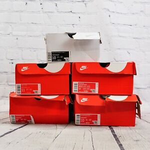 Lot of 5 Assorted Never Used in Box Nike Shoes in Various Sizes -BBR2189