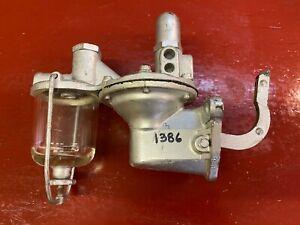 1933 ESSEX TERRAPLANE FUEL PUMP AC 1386