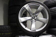 Original Audi A5 RS5 20 Räder 9x20et26 Rotor Winterreifen 275/30 R20 NEU DOT14