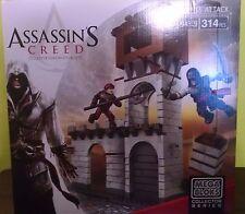 Mega Bloks Assassin's Creed Fortress Attack 314 pcs. #94319 Boys 12 rs+ New 2014