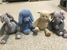 Scentsy Buddy Lot 4 Total - 1 Jellycat - Great Condition!