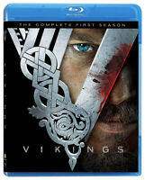 Vikings - The Complete Season 1 (Blu-ray) New Blu-ray