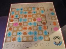 GAME BOARD ONLY MAZE CRAZE 1969 WESTERN PUBLISHING CO MADE IN USA