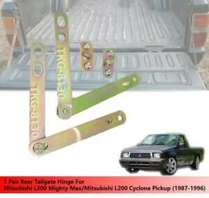Tailgate Hinge For Mitsubishi L200 Mighty Max / Cyclone Pickup 1987 - 1996