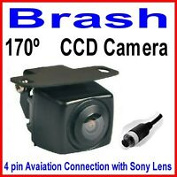 Sony Lens CCD Reversing camera with guide lines 170 Degree 7.5M cable 720TVL