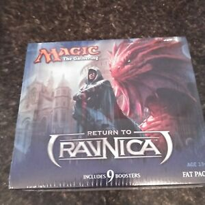 Magic the Gathering Return to Ravnica Fat Pack Factory Sealed