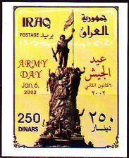 Iraq iraq 2002 ** bl.99 ESERCITO ARMY soldati Soldiers