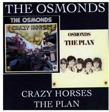 Osmonds - Crazy Horses - The Plan (NEW CD)