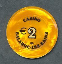 D´Alet Casino 200 Francs Jeton Plaque Alet les BainsLanguedoc-Roussillon//France
