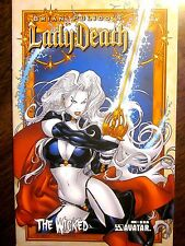 Brian Pulido's Lady Death Wicked #1 (Avatar, 2005) Regular Cover (Nm, 9.4)