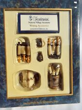 Fontanini~Heirloom Collection Accessory Set-Writing Accessories 51173