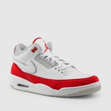 "Nike Air Jordan Retro 3 Tinker Hatfield ""Air Max 1"" University Red CJ0939-100"