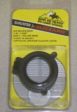 "Butler Creek Blizzard Flip Open Scope Cover #4 1.5-1.59"" Clear"