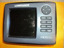 Lowrance HDS5x  no pcb for parts not working