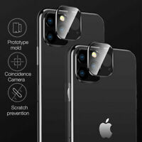 For iPhone 11 Pro Max Tempered Glass Camera Lens Screen Protector Full Cover 20D