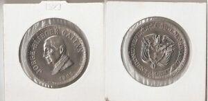 Colombia 50 centavos 1965 Jorge Eliecer Gaitan UNC!!!