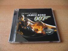 CD The Best of James Bond: Tom Jones A-ha Tina Turner Sheryl Crow Duran Duran