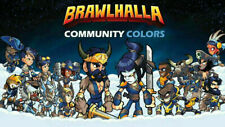 Brawlhalla - Community Colors CC - PC XBOX PS4 SWITCH Brawlhalla