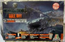 World of Tanks Roll Out Leopard 1, 1:35 Scale Model Kit No. 37507 From Italeri