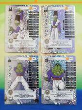 Dragon Ball Z DBZ CCG TCG Panini Custom Proxy Promo Pikkon Level 1-4 Foil