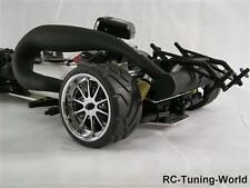 RC-TW Big Power Tuning Scarico reso per FG COMPETITION EVO c5 1/5 modelli