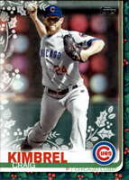 2019 Topps Now Card #440 Craig Kimbrel Chicago Cubs Debut Game at Wrigley Field