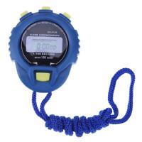 LCD-Chronograph digitale Zeitschaltuhr elektronische Stoppuhr Sport Zähler