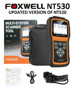 Diagnostic Scanner Foxwell NT530 for MERCURY Mariner OBD Code Reader