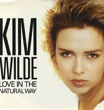 Kim Wilde Love In The Natural Way 2 mixes Uk 12""