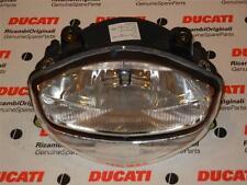 2003 era Ducati Super Sport 52040291B UK Japan headlight unit NOS
