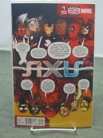 AXIS #1 Variant Cover  Marvel Comics vf/nm CB1466