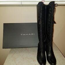 Tahari NWT ladies knee high boots size 8