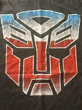 Old Navy Collectabilitees Transformers Autobot Tee Shirt 2XL