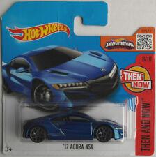 Hot Wheels - ´17 / 2017 Acura NSX blaumet. Neu/OVP