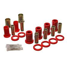Energy Suspension Control Arm Bushing Kit 3.3153R; Red for 59-64 Impala, Bel Air