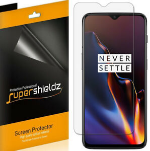 6X Supershieldz Clear Screen Protector Saver for OnePlus 6T